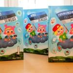 Maxima: выпущен дополнительный тираж самой популярной детской книги в Эстонии