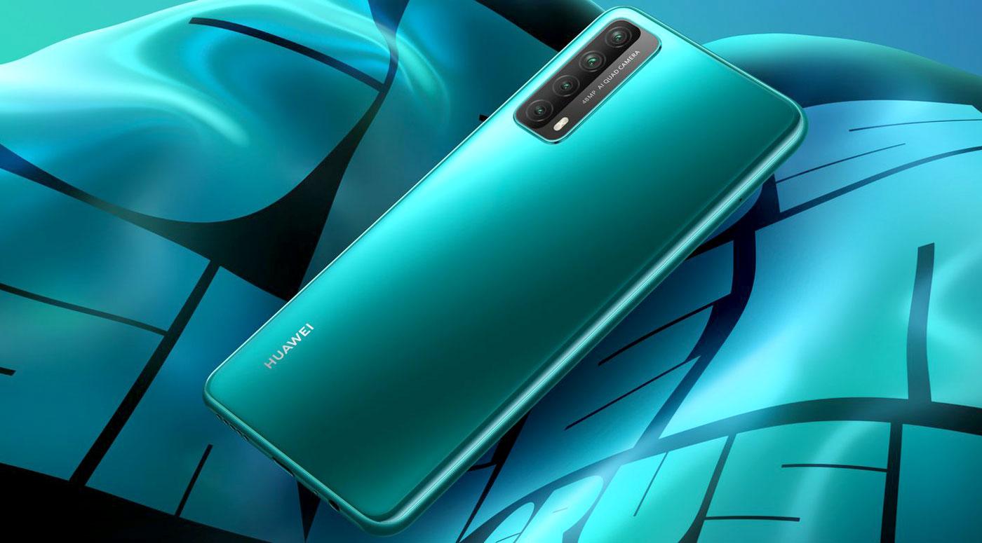 Huawei P Smart 2021 — достойный смартфон по доступной цене