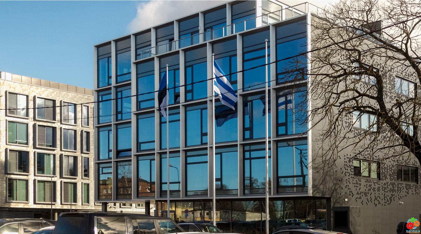 В столичном районе Кристийне торжественно открыли новое здание управы района