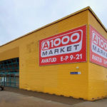 A1000 Market - новый магазин сети открылся в Кохтла-Ярве