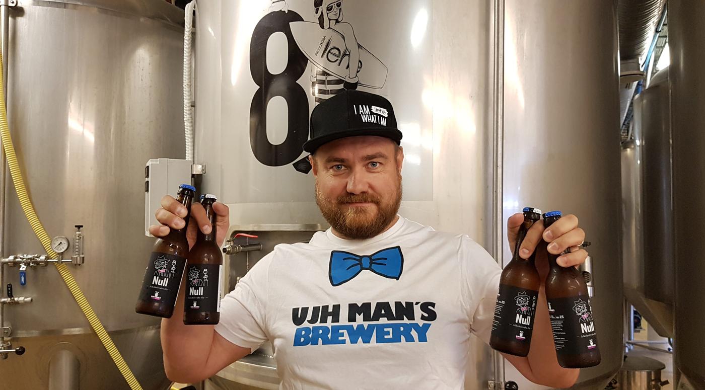 Пивоварня Lehe выводит на рынок первое безалкогольное крафтовое пиво
