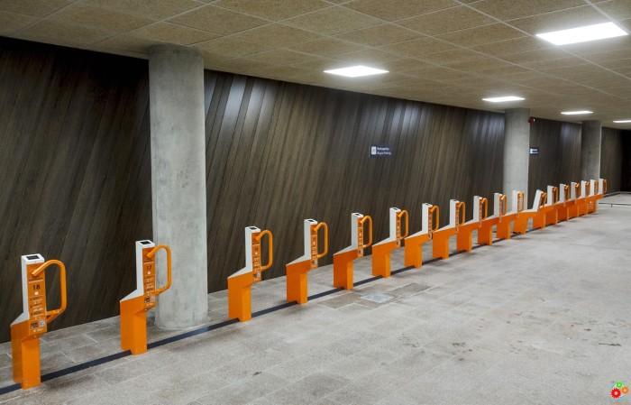 Парковка для велосипедов