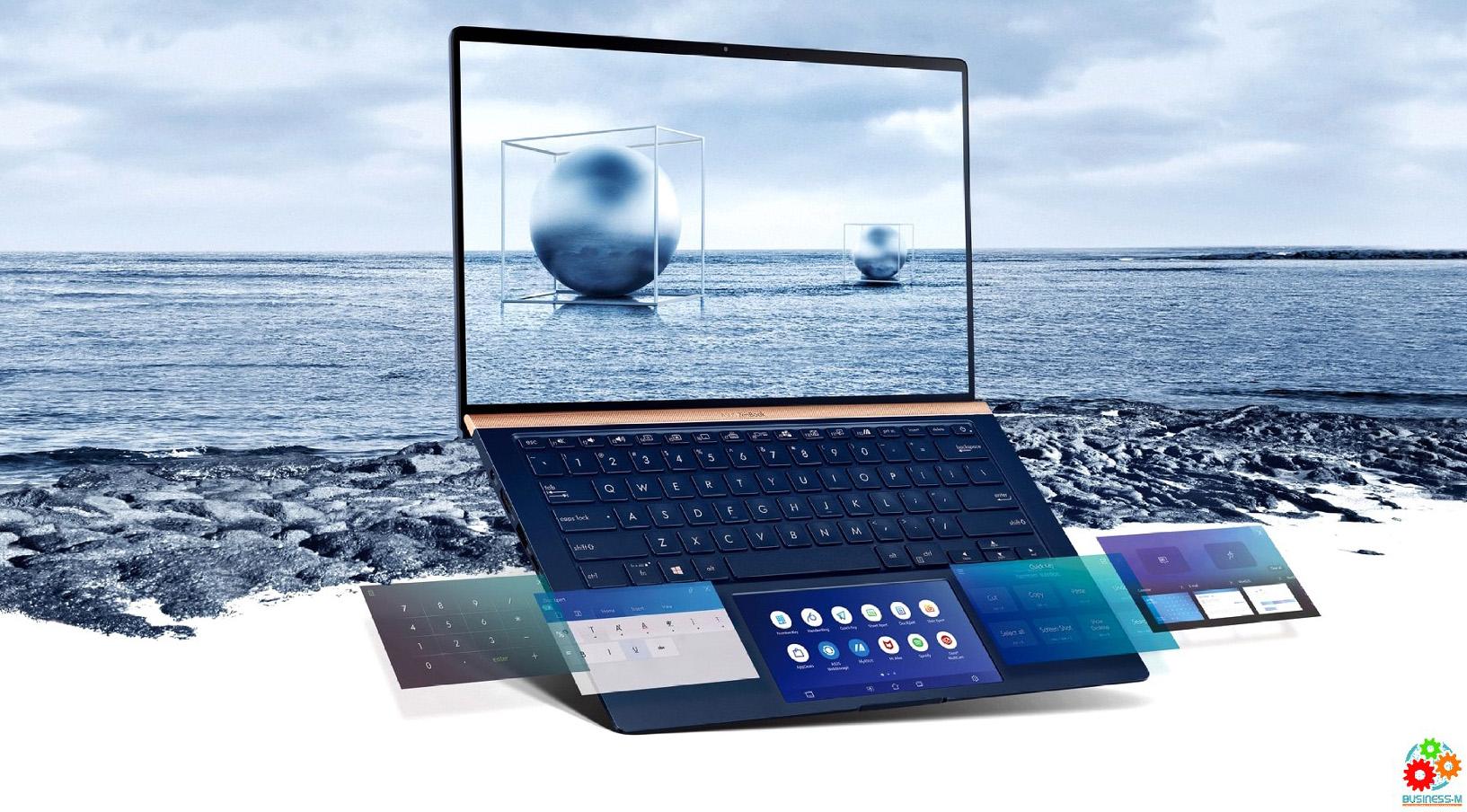 ASUS ZenBook 14 UX434 – Первое впечатление превзошло все ожидания