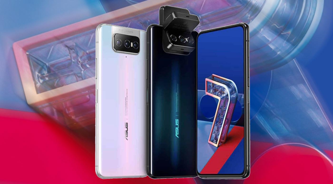 ASUS Zenfone 7 Pro – смартфон, который способен удивить