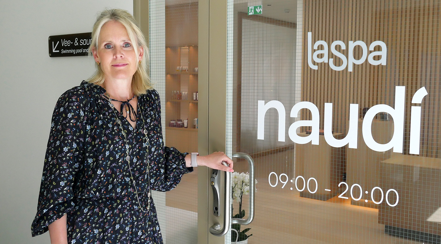 В Лауласмаа открылся велнес-спа NAUDI LaSpa