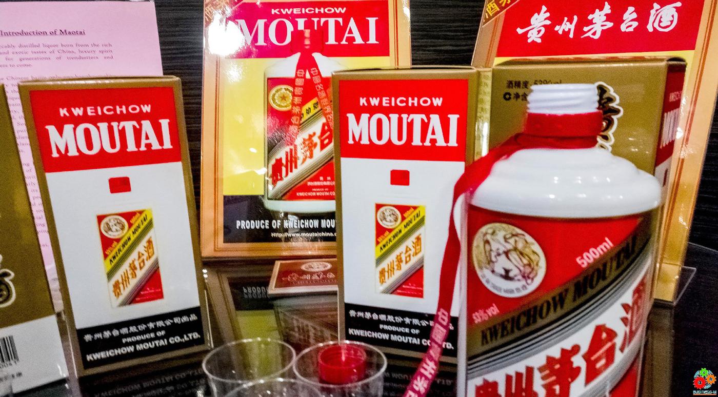 Знаменитый Moutai – элитный китайский напиток с богатой историей