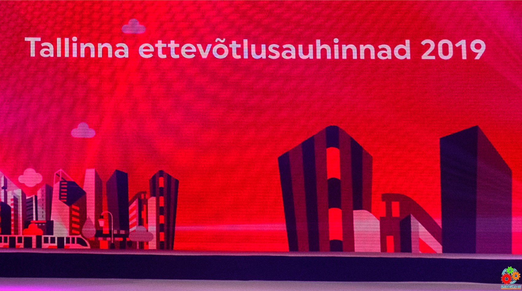 Таллинн наградил предпринимателей 2019 года