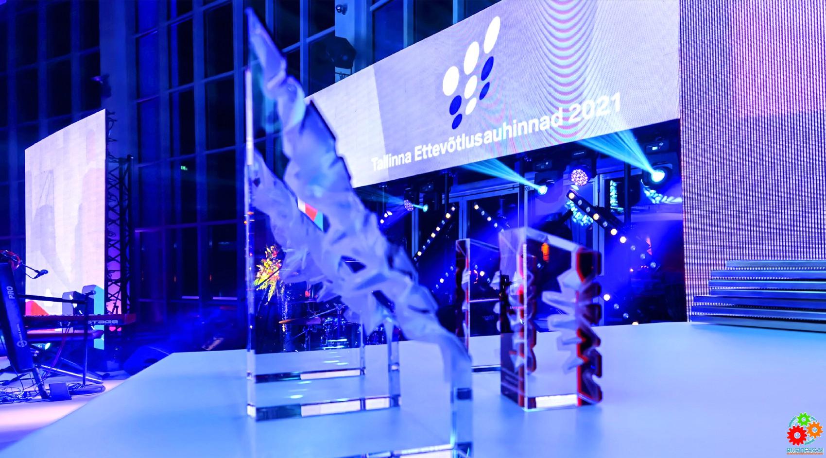 Таллинн: Победители предпринимательского конкурса названы