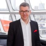 Ralf Axelsson - представитель фирмы HSC Nordic,, владеющей судном