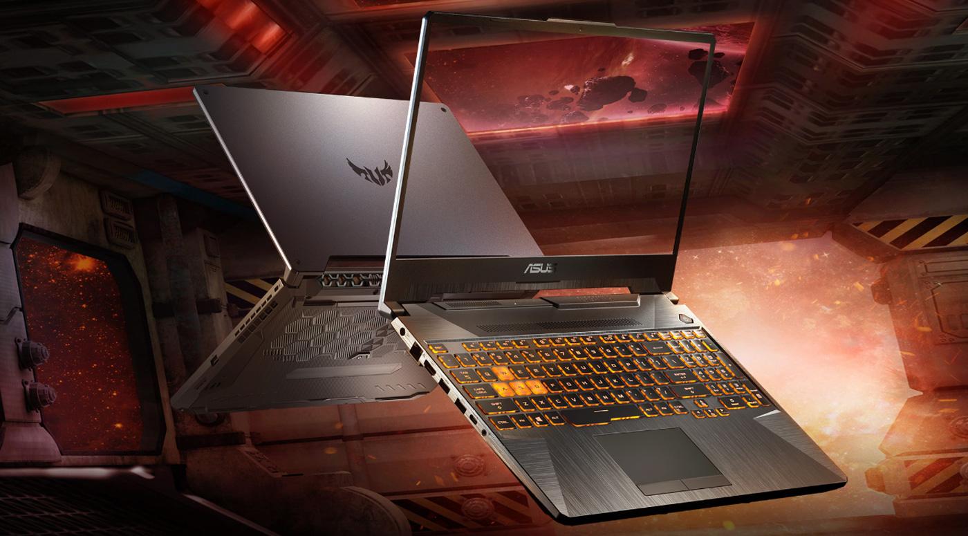 ASUS TUF Gaming A15 – самый экономичный игровой ноутбук