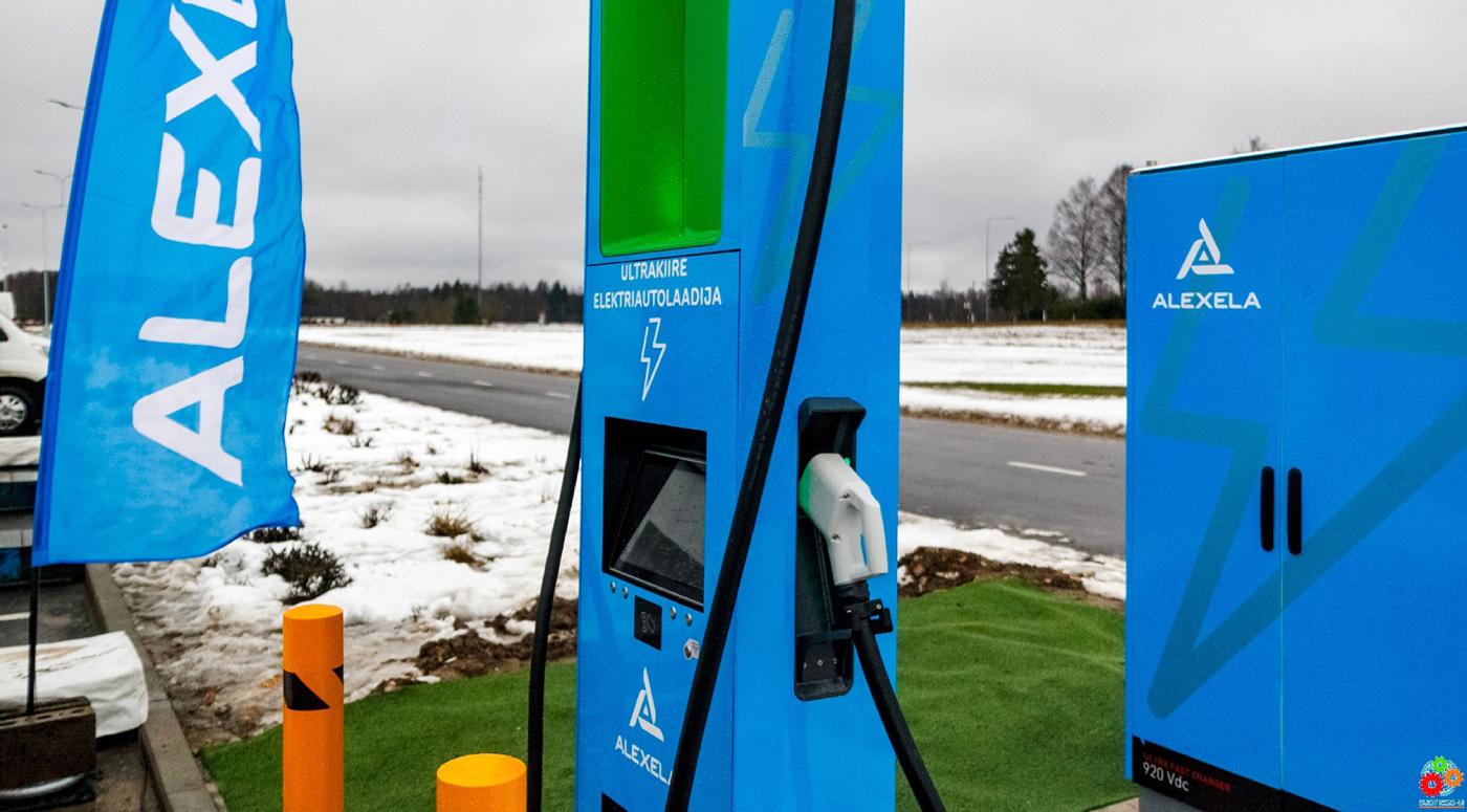 Alexela: Переход на более чистые виды автомобильного топлива исключительно важен для Эстонии