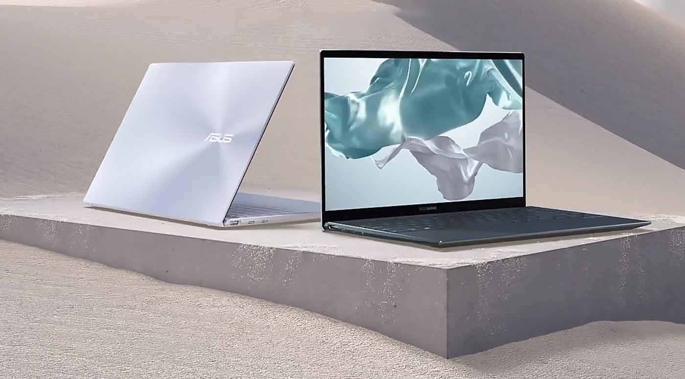 ASUS ZenBook 14 UX425 без разъема для наушников, но это лишь одно из его преимуществ