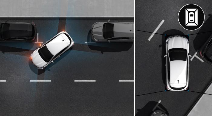 В новом Clio будет устанавливаться камера с обзором 360°