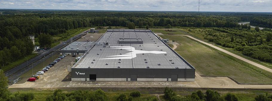 Metsä Wood – новый завод построен в Пярну
