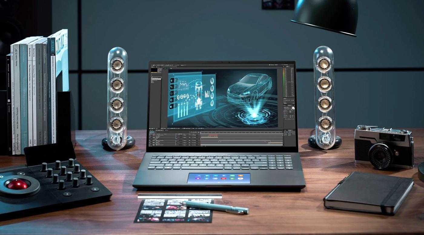 ASUS представляет: новейшие ноутбуки с процессорами Intel® Core™ 11th Gen