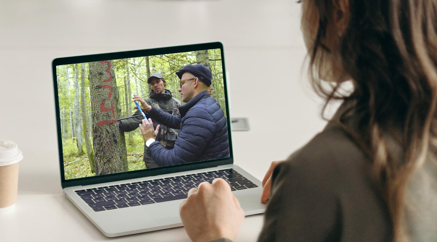 100 онлайн-уроков в подарок от Эстонского лесного общества
