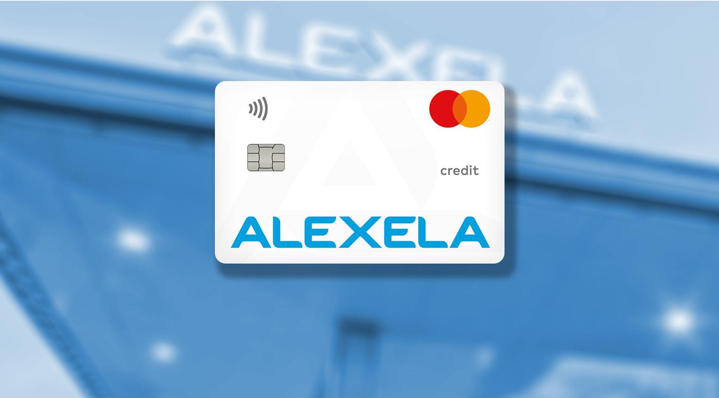 Энергетическое предприятие Alexela вывело на рынок кредитную карту