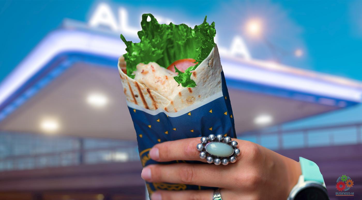 Alexela обновила меню блюд в своих магазинах на заправках