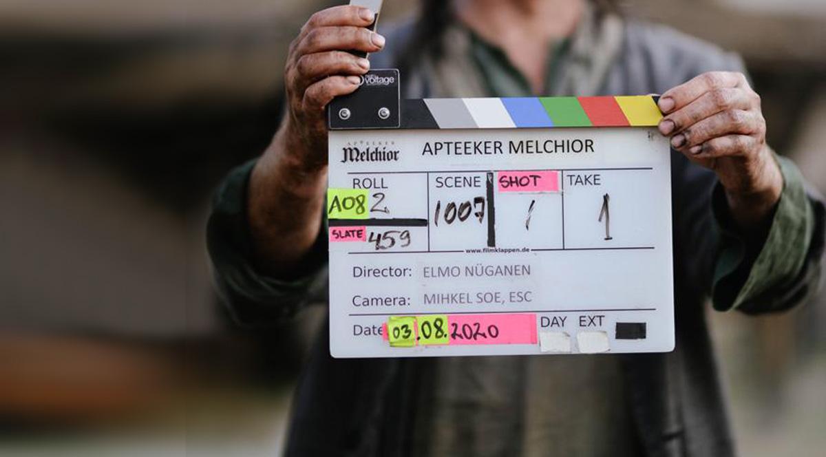 Нарвское городище на время съемок фильма  превратится в Тоомпеа