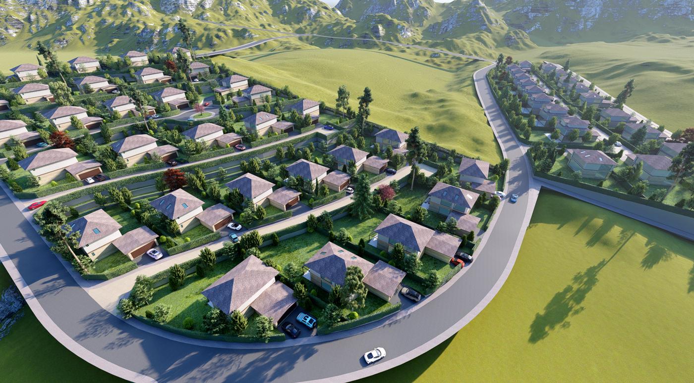 Arco Vara построит жилой район в окрестностях болгарской столицы