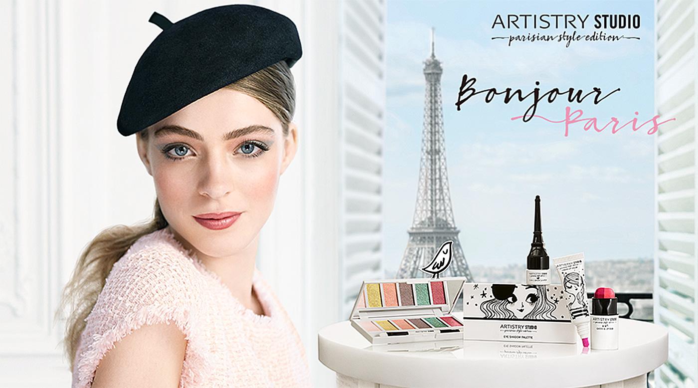 Amway Artistry Studio рекомендует: пять весенних тенденций в макияже
