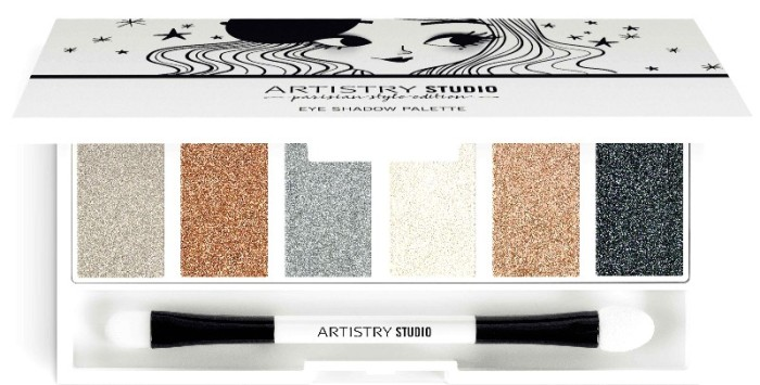 Artistry Studio Parisian Style Edition - пастельные тени для век