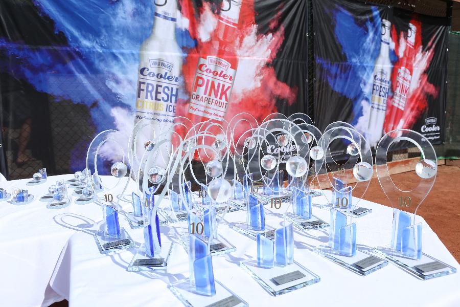 Tрофеи 10-го кубка Viru Valge Cooler Cup распределены