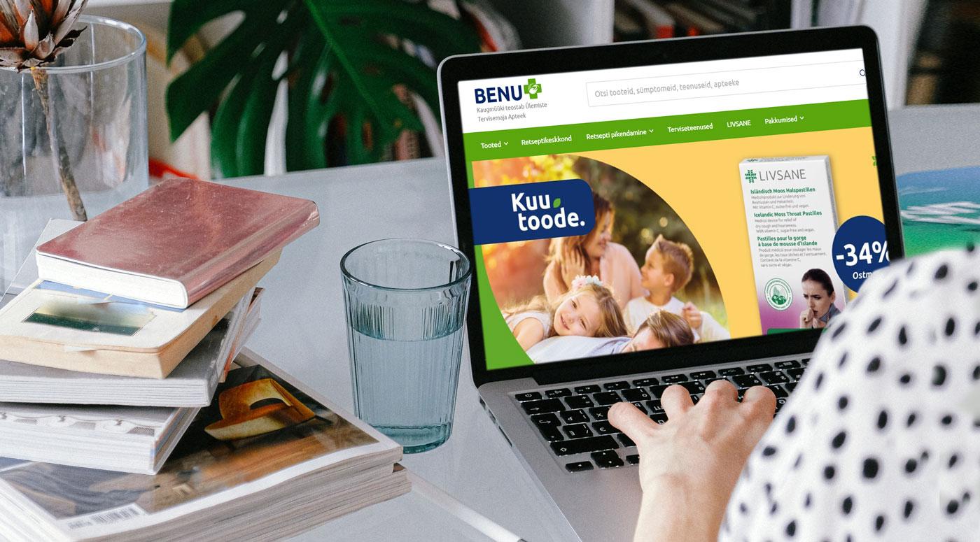 BENU: В онлайн-аптеке  можно продлить рецепт и заказать доставку на дом