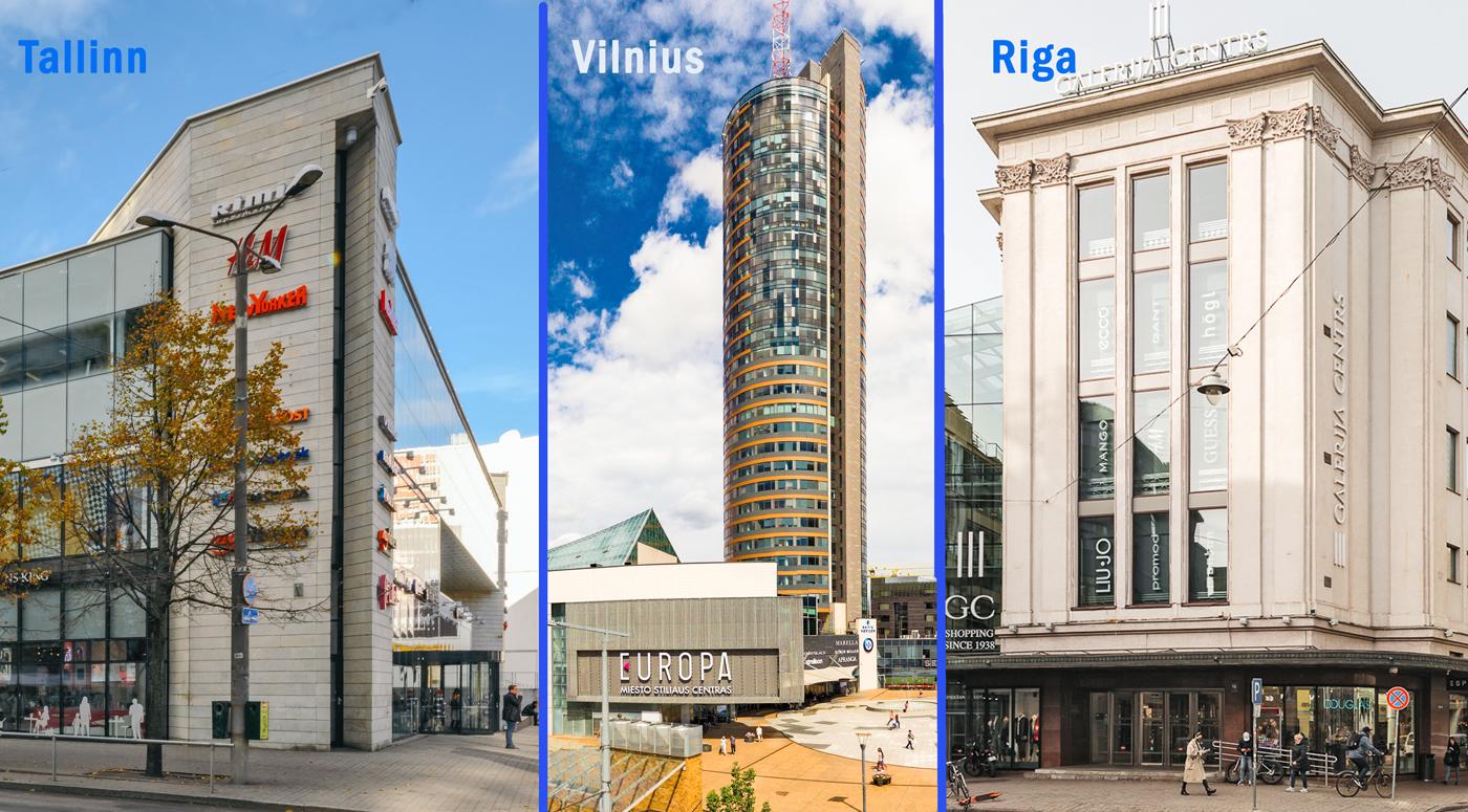 CBRE Baltics будет управлять недвижимостью Baltic Horizon Fund
