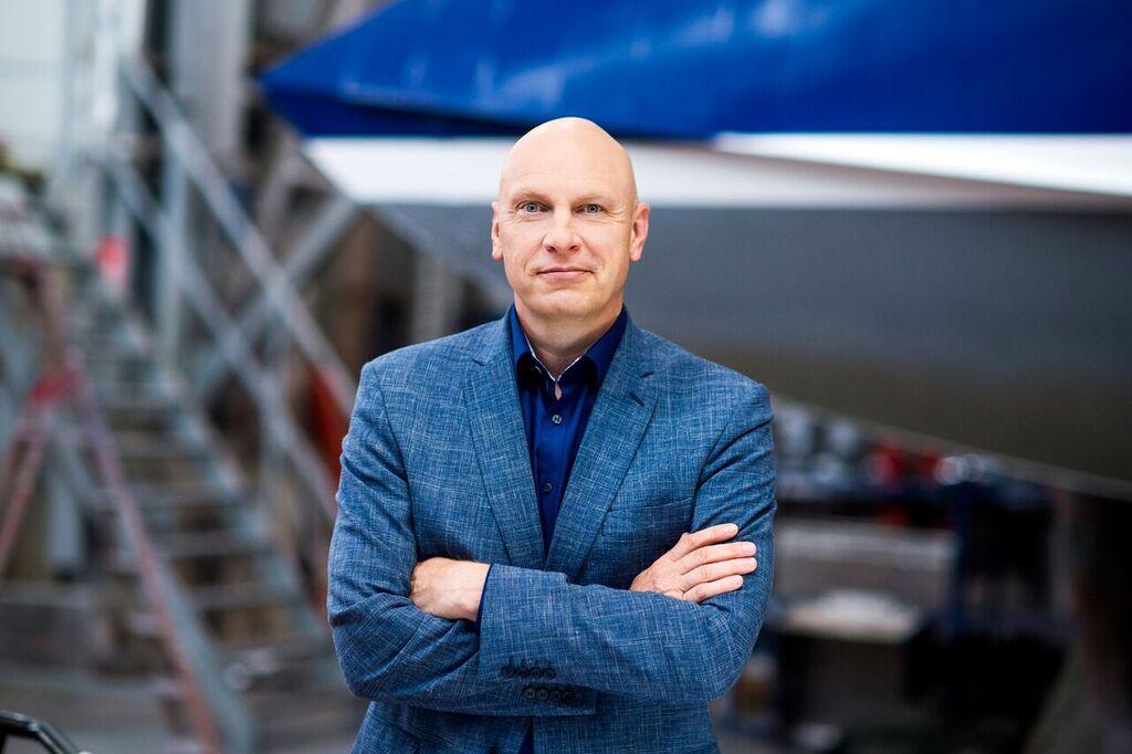 Новые назначения: Яано Винк — член правления Baltic Workboats