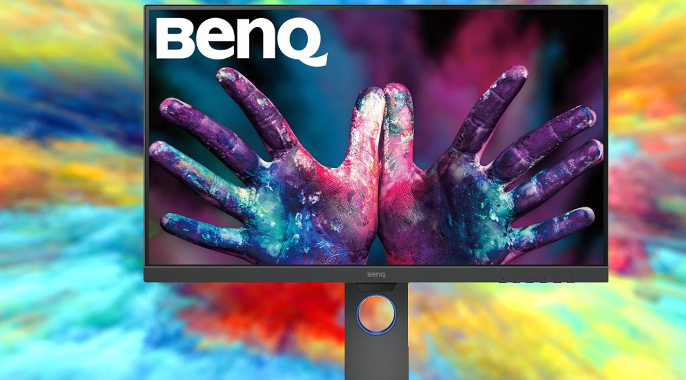BenQ: разрядился ноутбук? Подключи его к монитору и заряди!