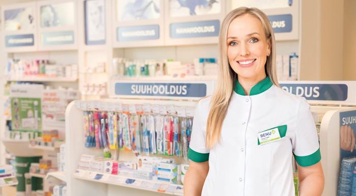 Benu - farmatseut-Anne-Pahk-sm
