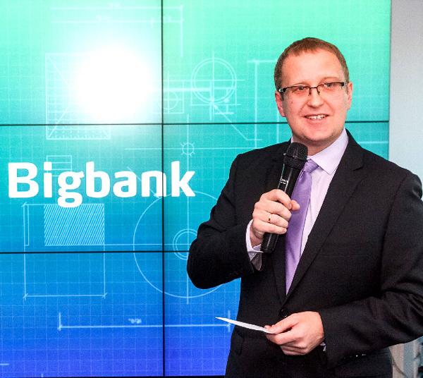 Bigbank: в Эстонии началась эра маленьких банков