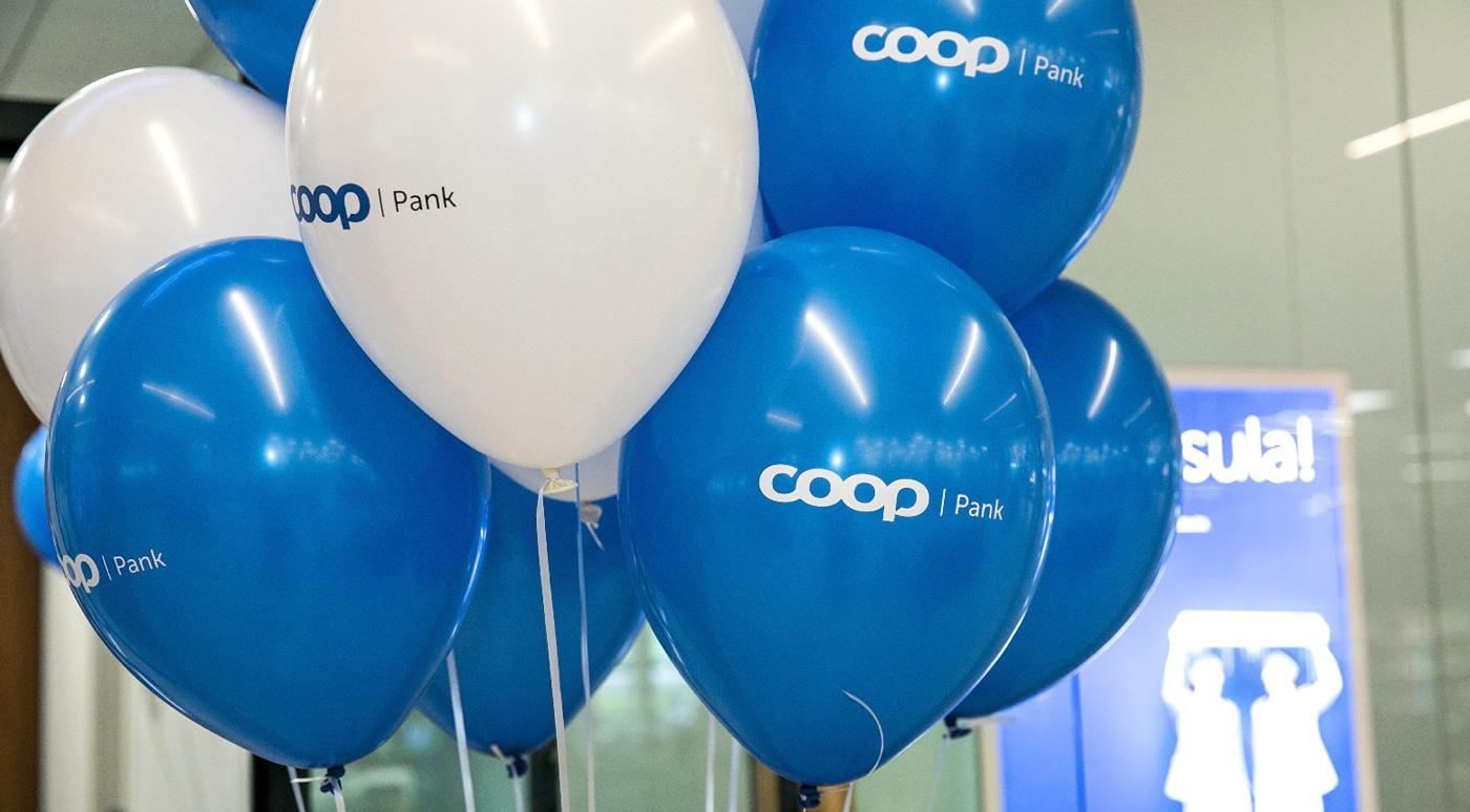 Результаты Coop Pank за апрель 2020 года