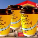 Circle K: 20 центов с каждого желтого стакана кофе — на благотворительность