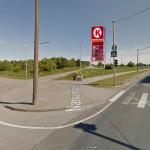 Circle K: новая станция  вблизи Певческого поля