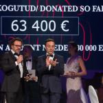 Colonna: благотоворительный гала-вечер собрал рекордные 64 000 евро