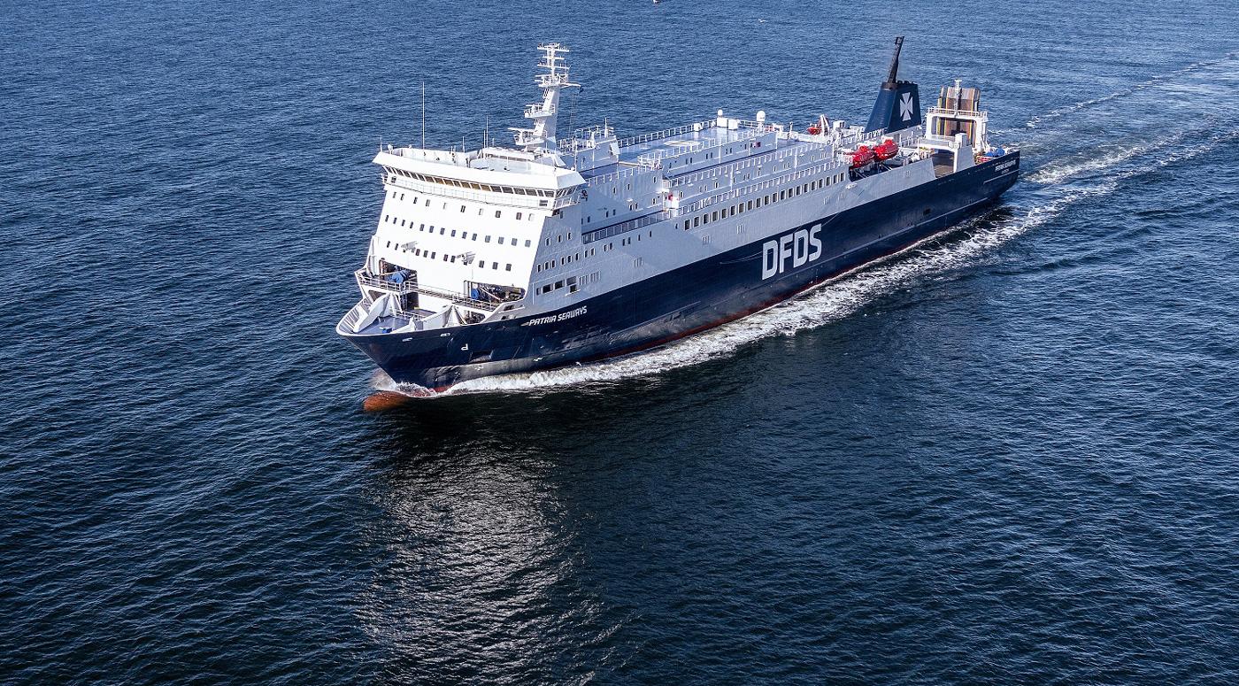 DFDS: новые паромы на шведской и финской линиях