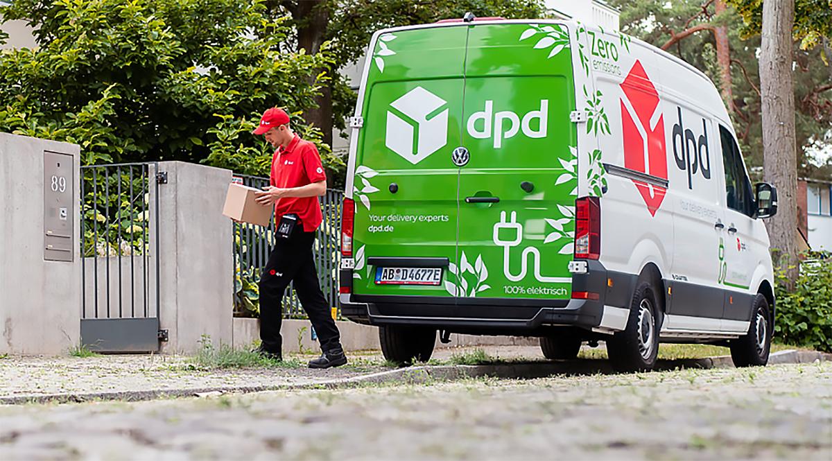 DPD: 200 миллионов евро инвестиций в экологичный транспорт