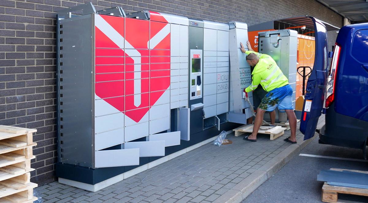 Сеть посылочных автоматов DPD становится ближе к людям