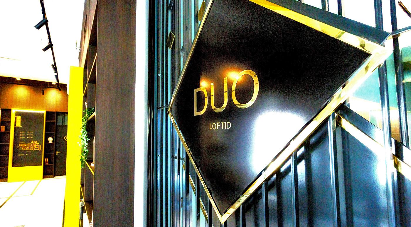 DuoLoft — самый роскошный жилой дом в Тарту