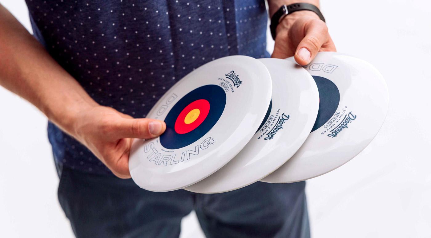 Disctroyer: первые эстонские диски для диск-гольфа поступили в продажу