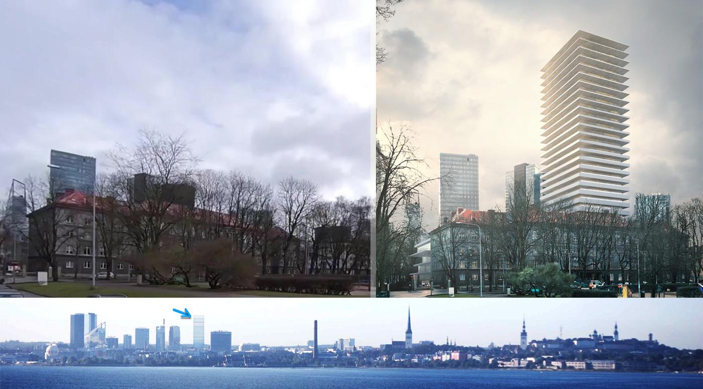 На архитектурном конкурсе университетского городка EBS победил проект Arkkitehtitoimisto ALA OY
