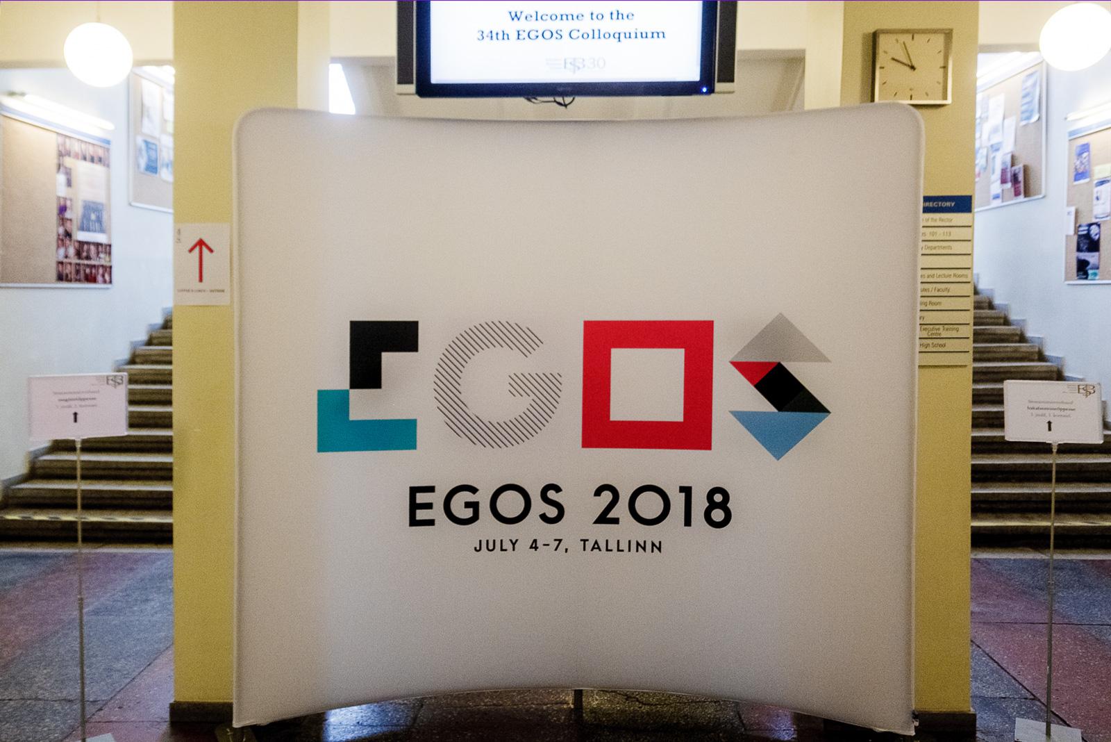 Научная конференция EGOS – открыта!
