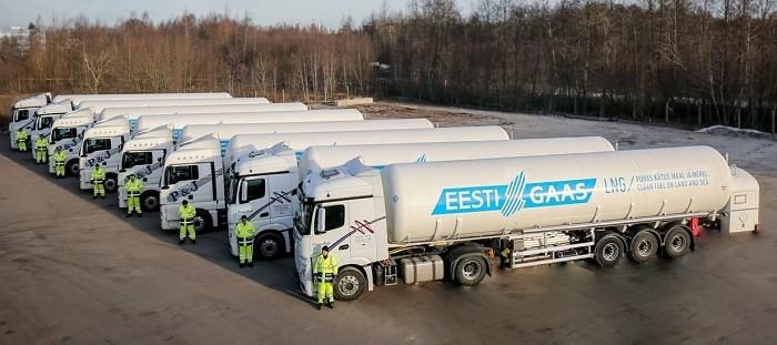 Eesti Gaas- 3-2