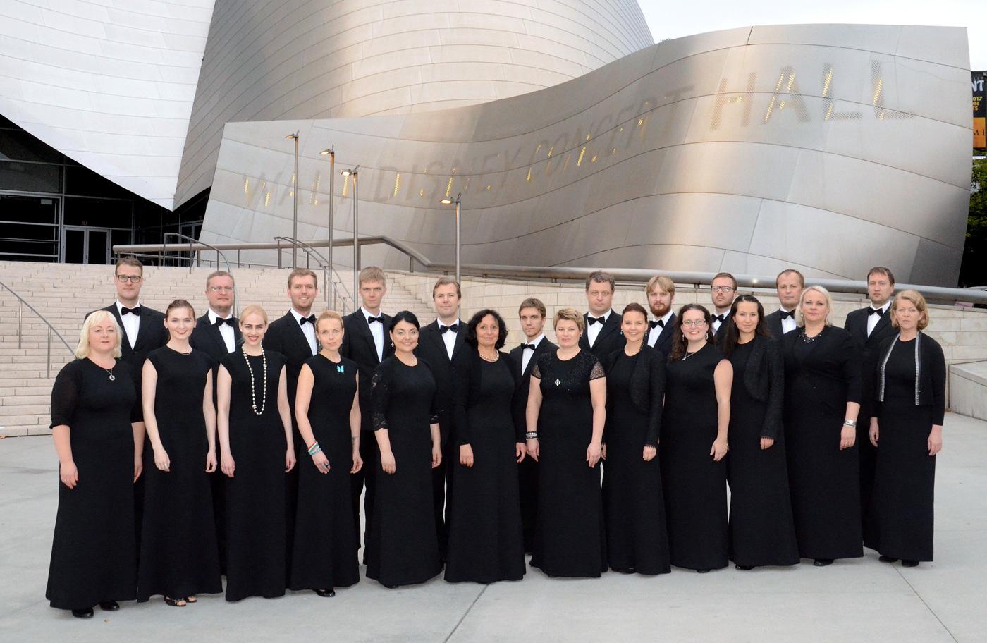 Камерный хор Эстонской филармонии и Таллиннский камерный оркестр ждут в США аншлаги