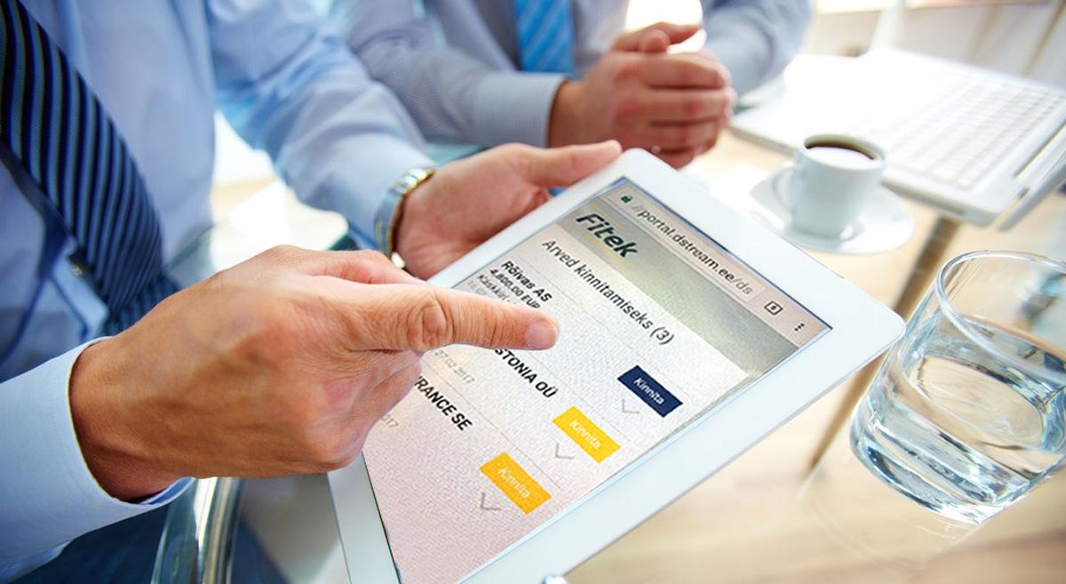 Fitek: Объемы отправки и приема э-счетов в Эстонии быстро растут