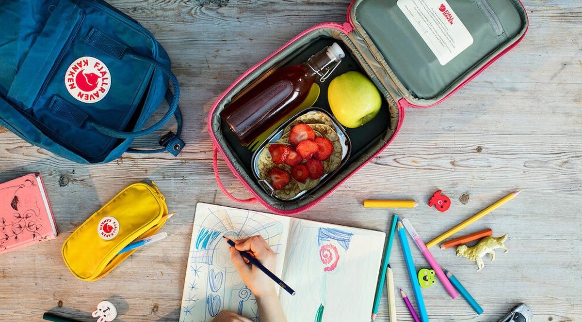 Fjällräven: Школьный рюкзак должен прослужить долгие годы