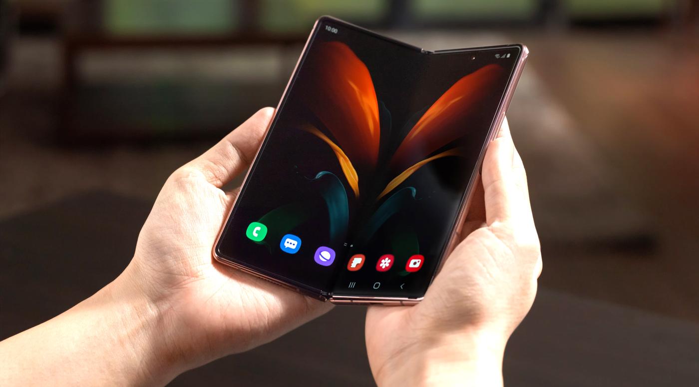 Galaxy Z Fold2 – новый складной смартфон от Samsung