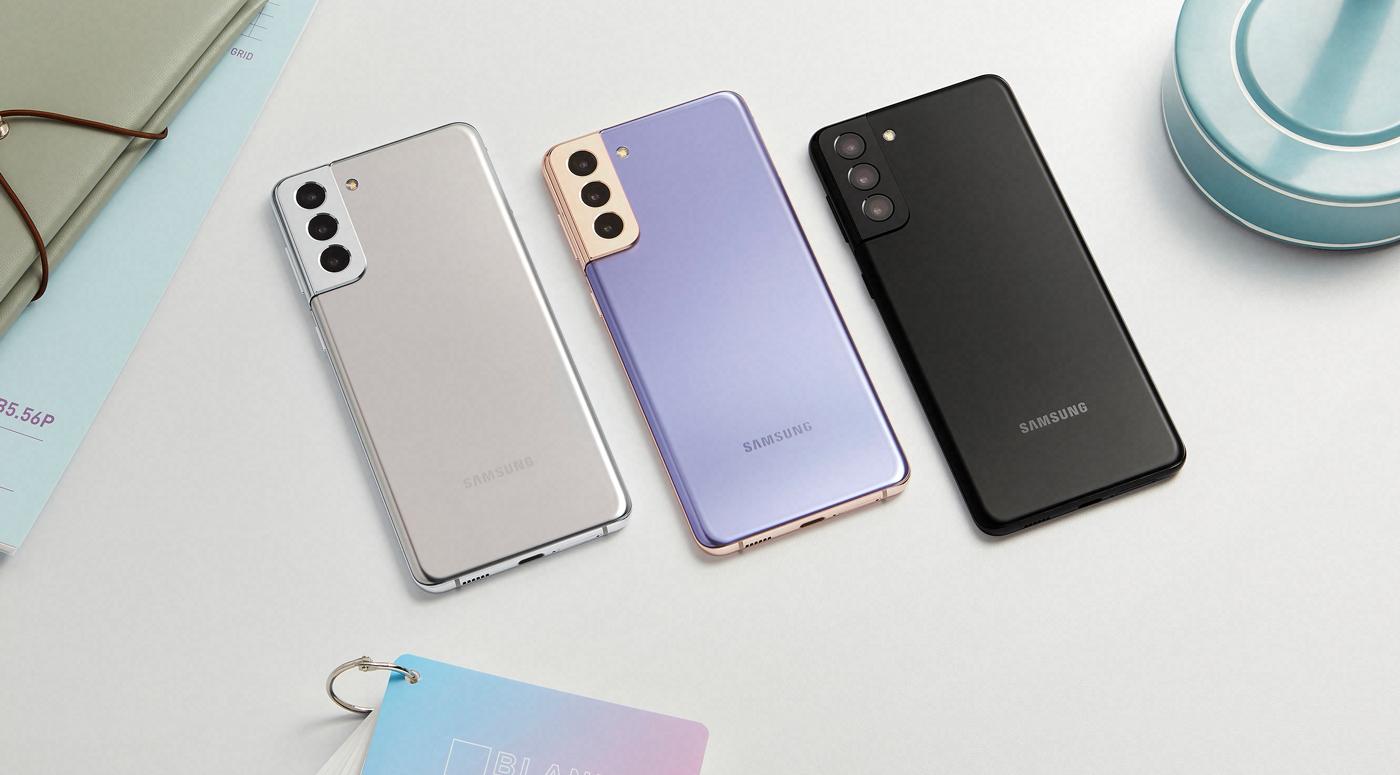 Samsung Galaxy S21: в продаже новый флагманский телефон